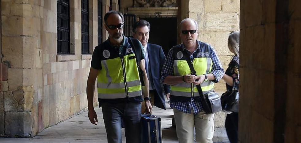 Los grupos de la oposición de Oviedo pedirán información sobre la trama de amaños de contratos al Gobierno local