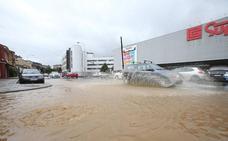 Más inundaciones en pleno verano
