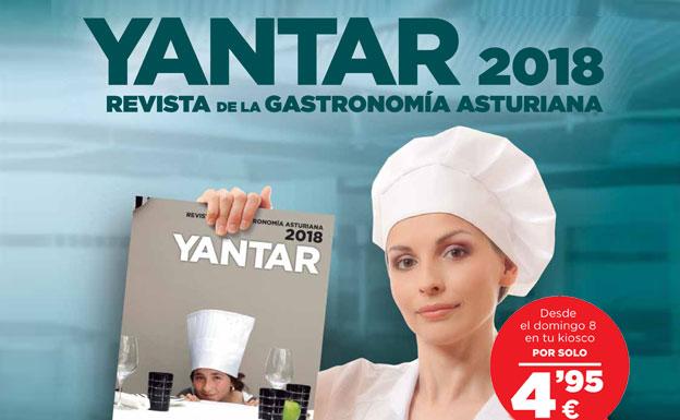 YANTAR 2018. Revista de la gastronomía asturiana