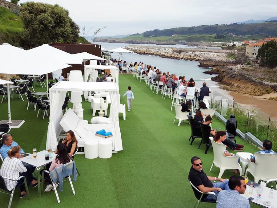 Disfruta de las terrazas en Asturias