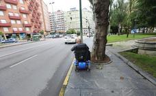 Los discapacitados ven positiva pero incompleta la ruta turística accesible