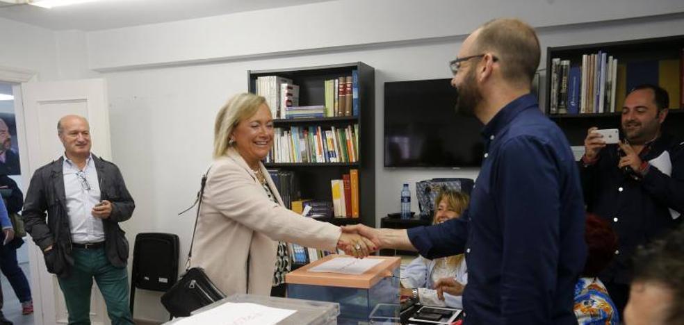 El 64% de los afiliados del PP de Asturias ya ha votado en las primarias