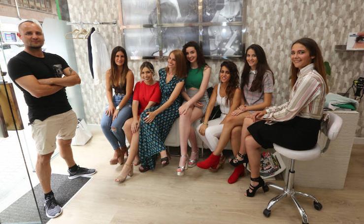 Las candidatas a Miss Turismo Asturias 2018 participan en talleres sobre salud y belleza en Avilés