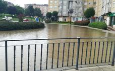 Rivas reconoce que el balance de las inundaciones en Oviedo es «terrible»