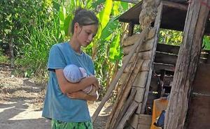 Los hijos de las víctimas de la secta en Perú sufren ansiedad, desnutrición y enfermedades en la piel