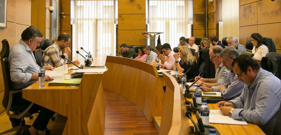 El Pleno de Siero aprueba por mayoría la congelación de todas las ordenanzas fiscales para 2019