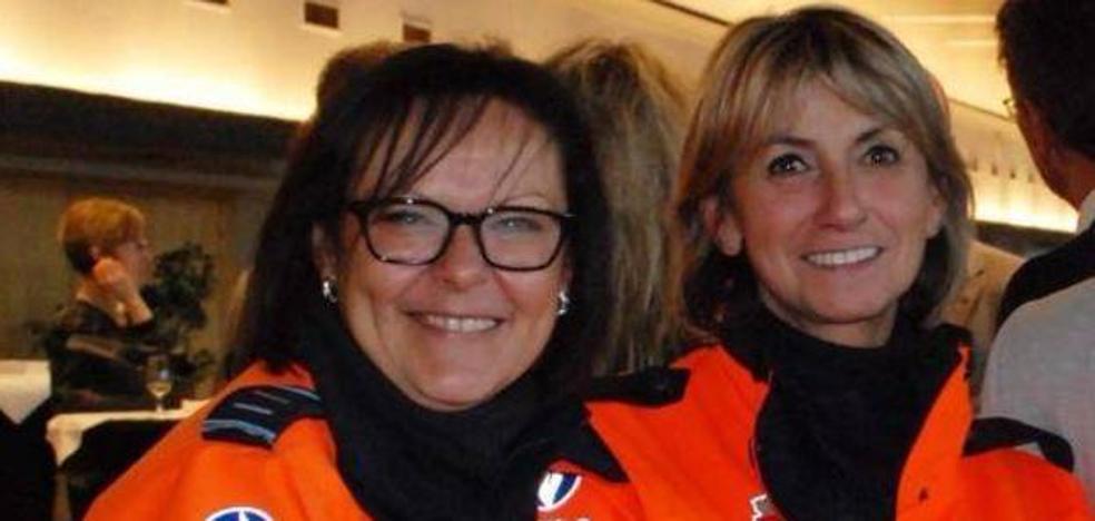 El marido de la policía asturiana asesinada en Bélgica: «Es muy complicado vivir la ausencia de Lucile»