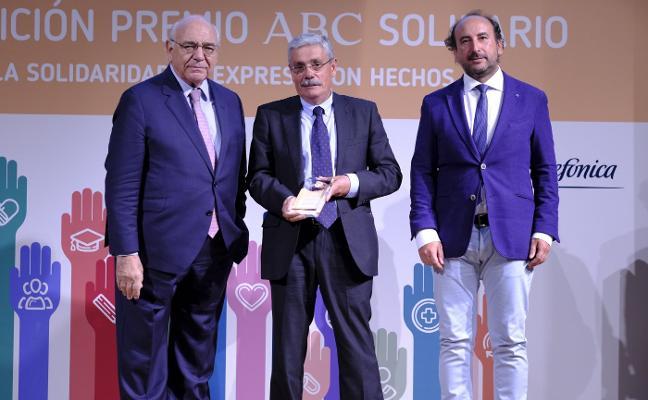 Proyecto hombre de Mieres, premio solidario de ABC