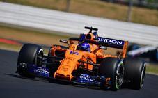 Vettel, el más rápido en la segunda sesión; Alonso, sexto