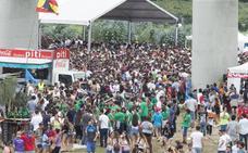 Más de cien agentes de la Guardia Civil velarán por la seguridad en el Xiringüelu