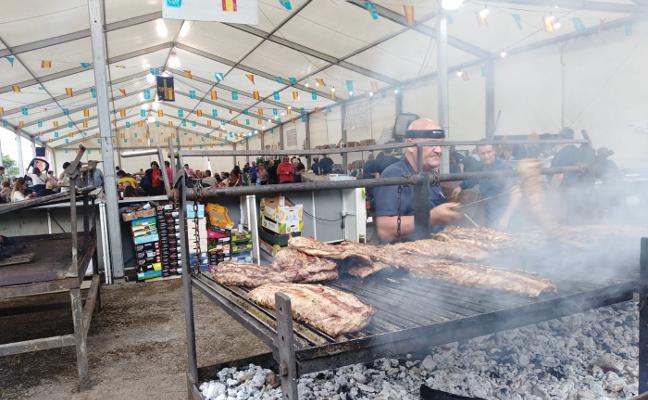 Festejos de Perlora recomienda el uso del transporte público en las fiestas