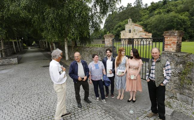 García Martín presenta 'Vive la voz' en Valdediós