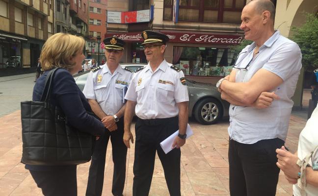 Más control policial para atajar el conflicto de La Joécara