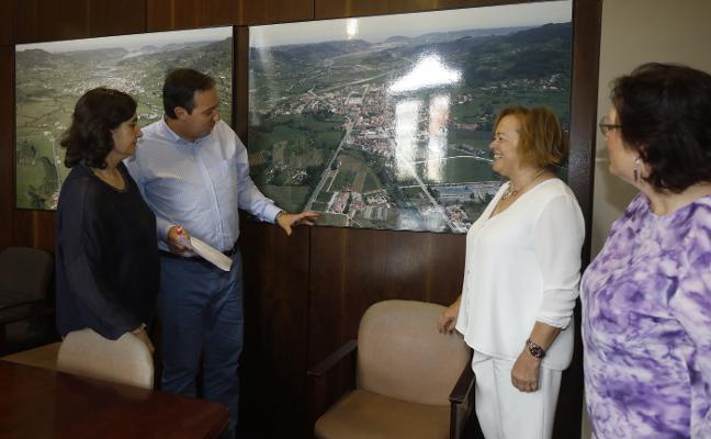 Villaviciosa ofrece terrenos para realizar la ampliación del Instituto de Productos Lácteos