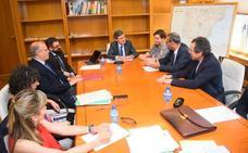 El nuevo Gobierno asume la inversión y el calendario para desarrollar el plan de vías de Gijón