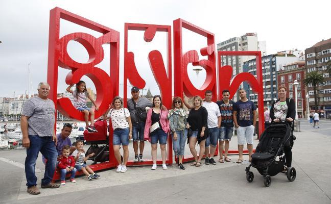 Gijón logra una ocupación turística del 86% a pesar de las lluvias y el mal tiempo
