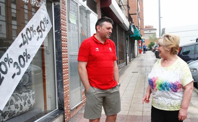 El comercio de barrio confirma la tendencia a la baja y pide medidas a las administraciones