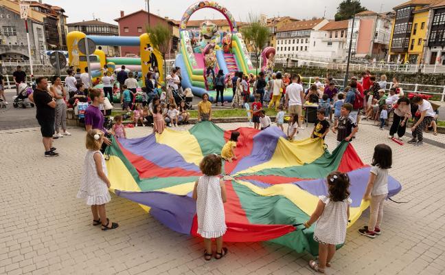 Juegos infantiles del Bando de La Magdalena