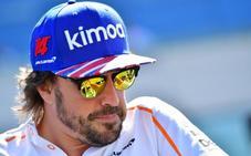Fernando Alonso: «Los domingos solemos hacer la carrera que toca hacer»