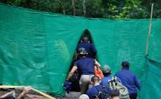 Así es el rescate de los niños atrapados en la cueva de Tailandia