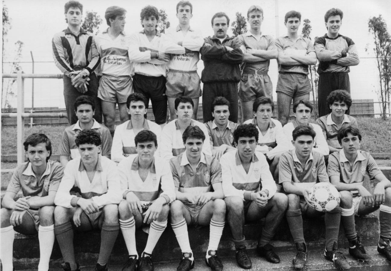 La trayectoria deportiva de Luis Enrique, en imágenes