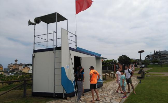 Tapia no abrirá al baño sus playas hasta conocer los análisis de Sanidad