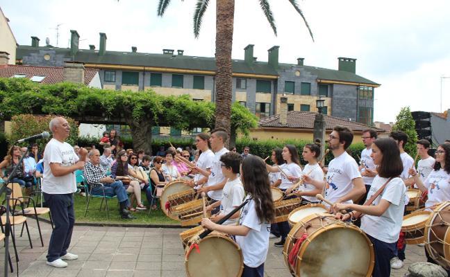 Éxito del I Encuentro de Grupos de Percusión