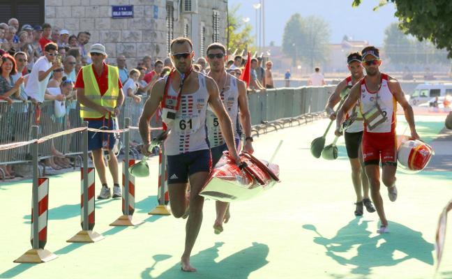 Miguel Fernández Castañón conquista el bronce en el europeo de maratón