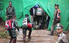 Fernando Raigal, un buzo español en el angustioso rescate de Tailandia