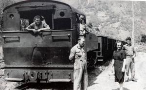 Tras las huellas del viejo tren minero
