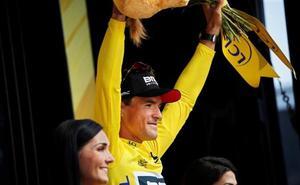 El oro olímpico se viste de amarillo