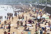 Sol, calor y playa en Asturias
