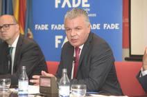 Jornada sobre transición energética organizada por FADE
