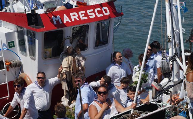 La 'Llamada a la mar' convocará a los luanquinos a celebrar la fiesta del Carmen