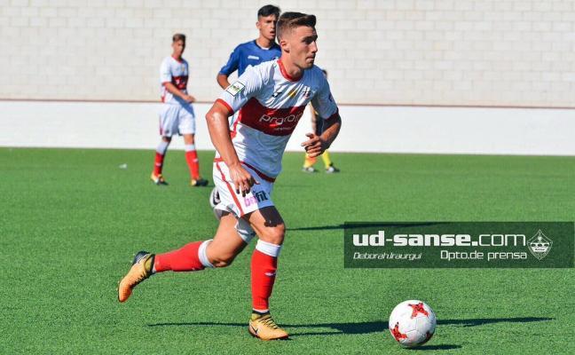 Bogdan Milovanov reforzará el lateral derecho del Sporting B