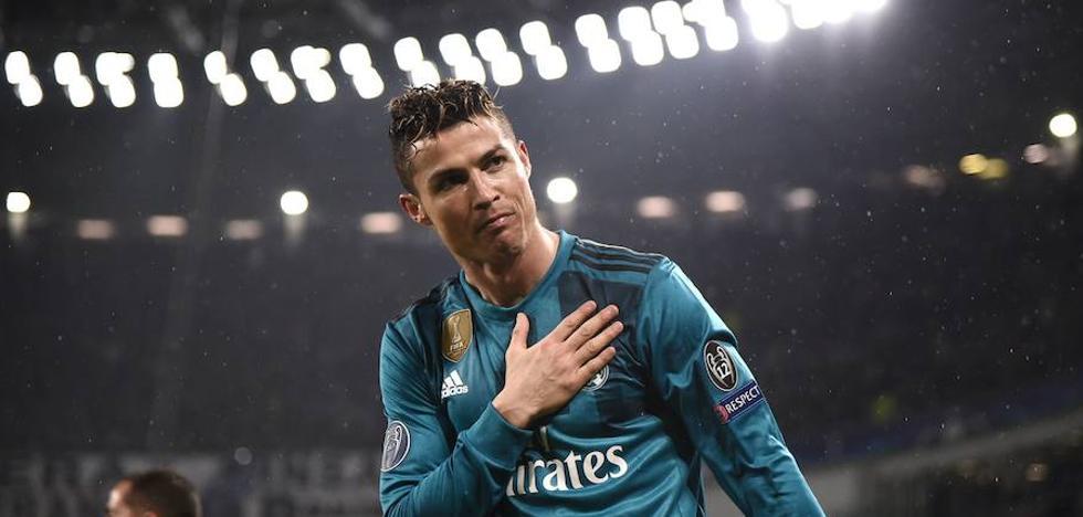 Cristiano cambia el Real Madrid por la Juventus