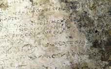 Sale a la luz en Grecia la inscripción más antigua de 'La Odisea', de Homero