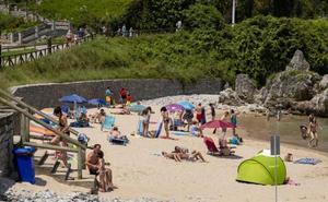 Asturias deja atrás el sofocante calor