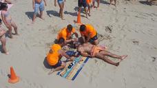 Más de 300 socorristas para vigilar la playas