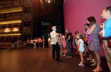 El Campoamor se exhibe con mucho teatro