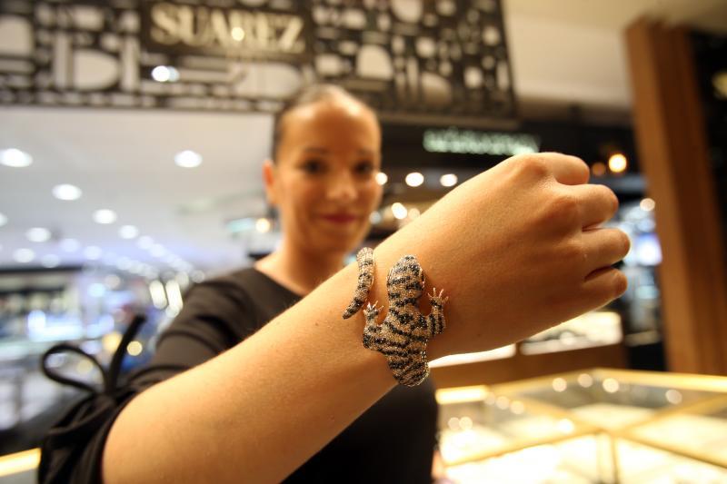 'Eloise', las joyas inspiradas en Tino Casal