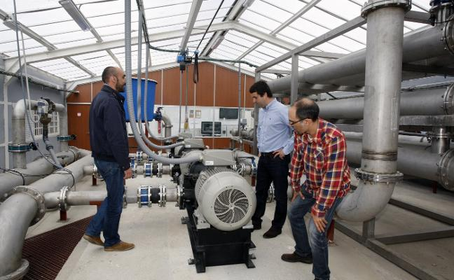 Hunosa recibe cuatro ofertas para la red de calor geotérmica de Mieres