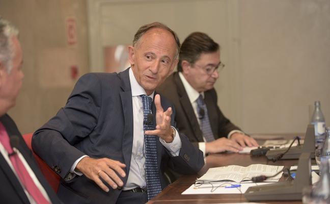 Sáenz de Jubera: «La potencia de respaldo la dan las centrales de carbón y gas»