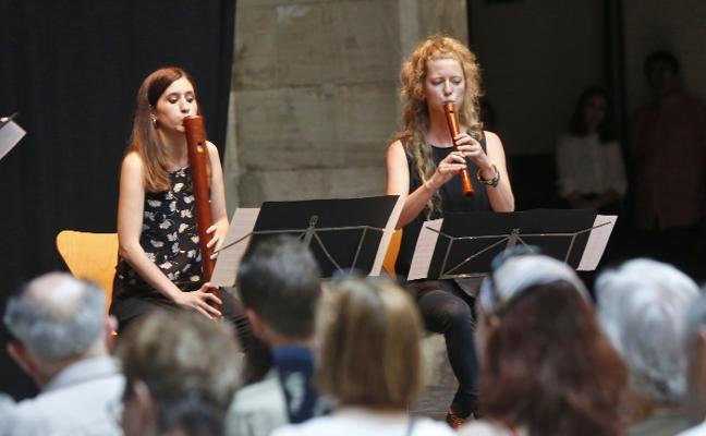 Semifinales del Concurso de Música Antigua