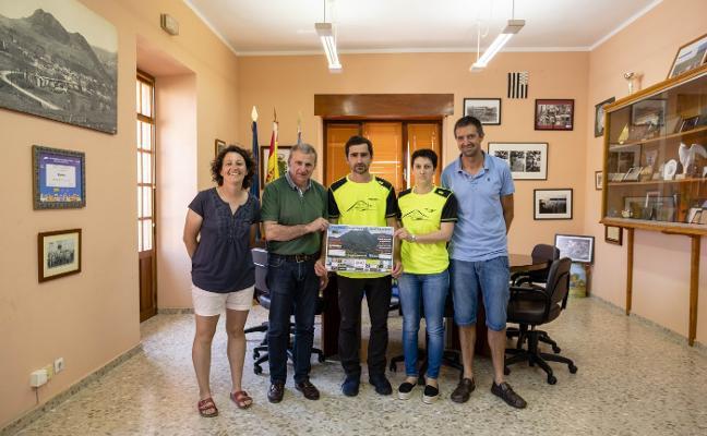 La carrera Mota de Cetín reúne en Parres a más 140 corredores de montaña