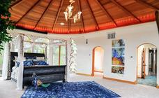 Rancho Shining Hand: arquitectura viva con elementos orgánicos