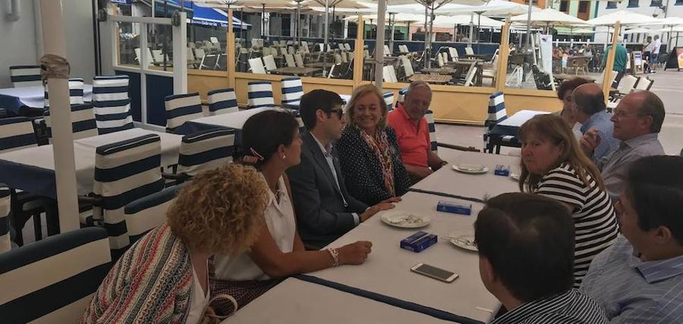 Mercedes Fernández: «Soraya Sáenz de Santamaría tiene muchas horas de vuelo»
