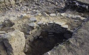 Descubierto un horno de la Edad del Bronce en necrópolis de Belmonte