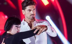 Javier Hernanz se despide de 'Bailando con las estrellas'