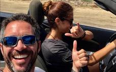 La declaración de amor del novio de Lara Álvarez